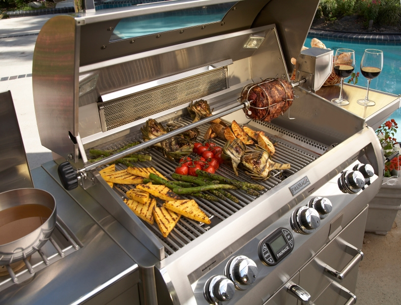 Get high quality grills from A Good Neighbor in Middlebury, IN
