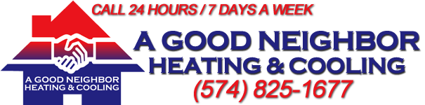 Call A Good Neighbor Heating & Cooling for reliable Furnace repair in Middlebury IN